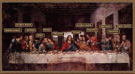 57 last supper 1